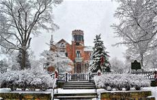 The Castle in the Snow